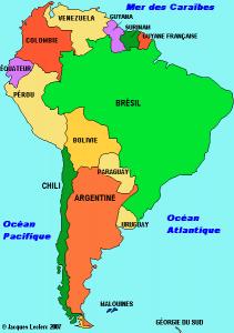 C'est où l'Argentine ?
