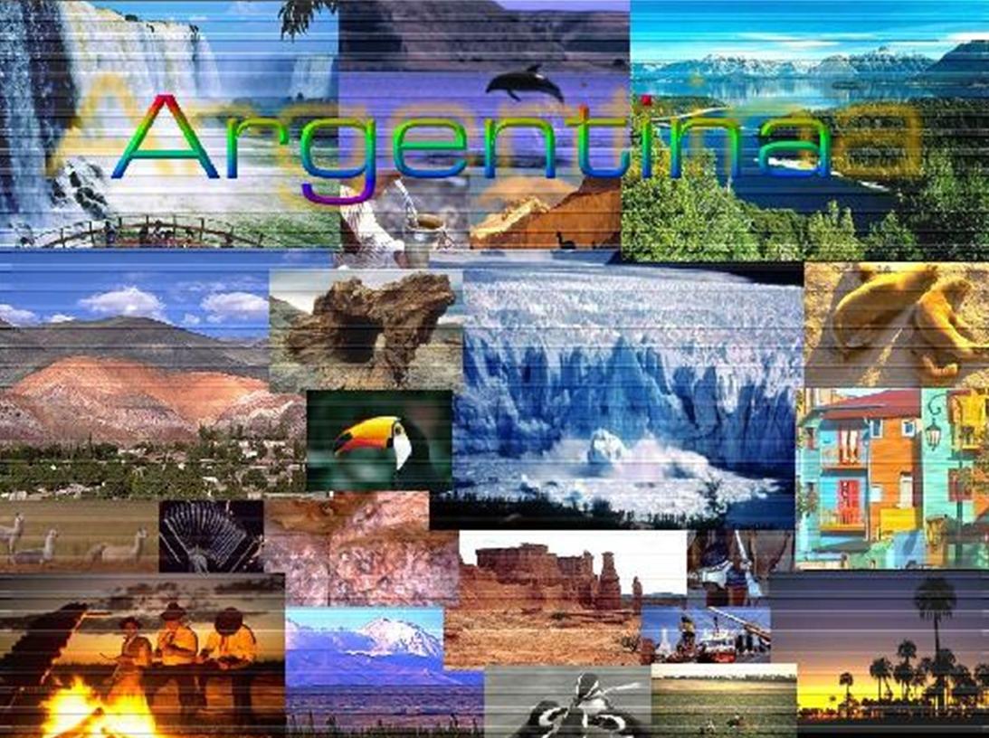 Des images de l'Argentine l'Entre Rios pour arriver a San José